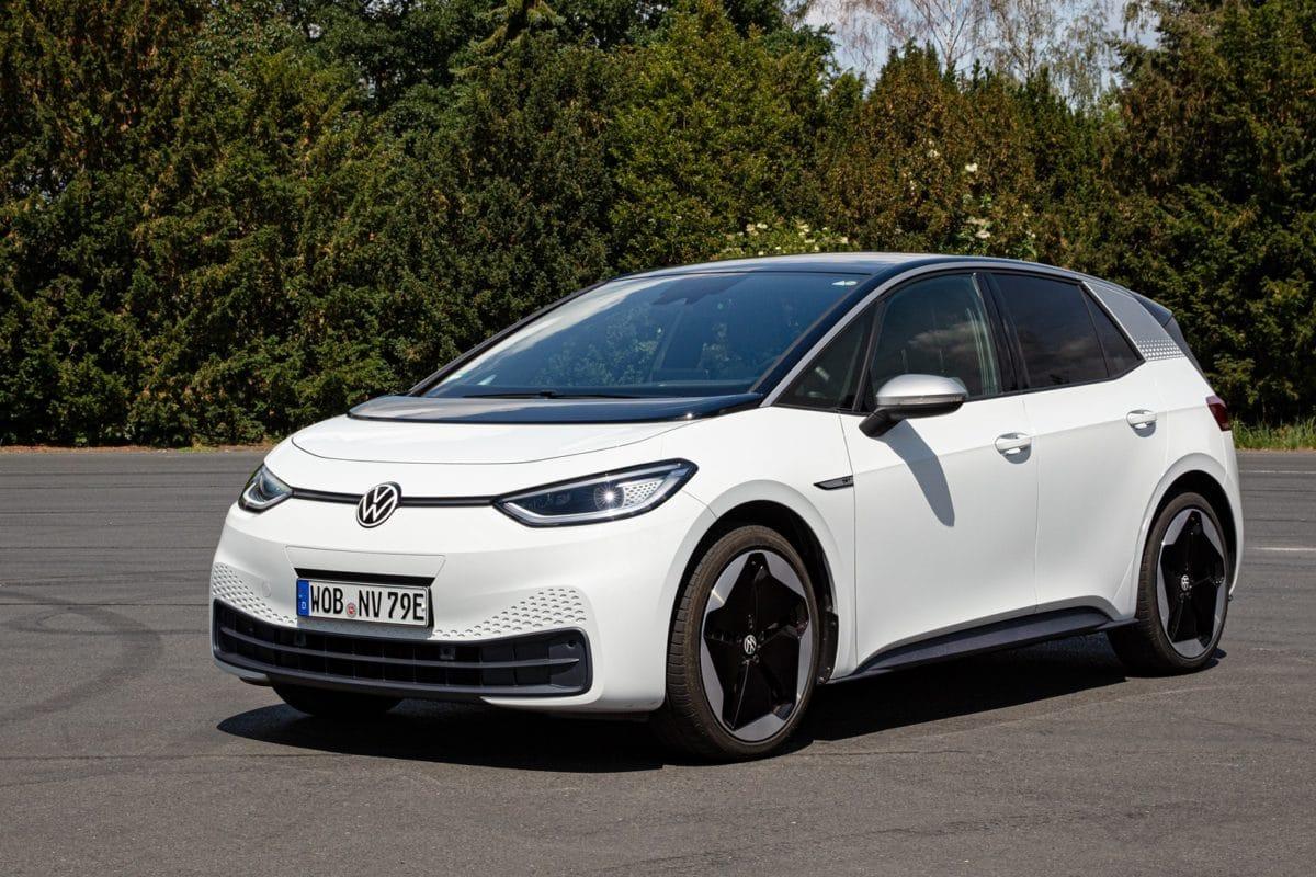 Mit dem ID.3 bricht für VW ein neues Zeitalter an