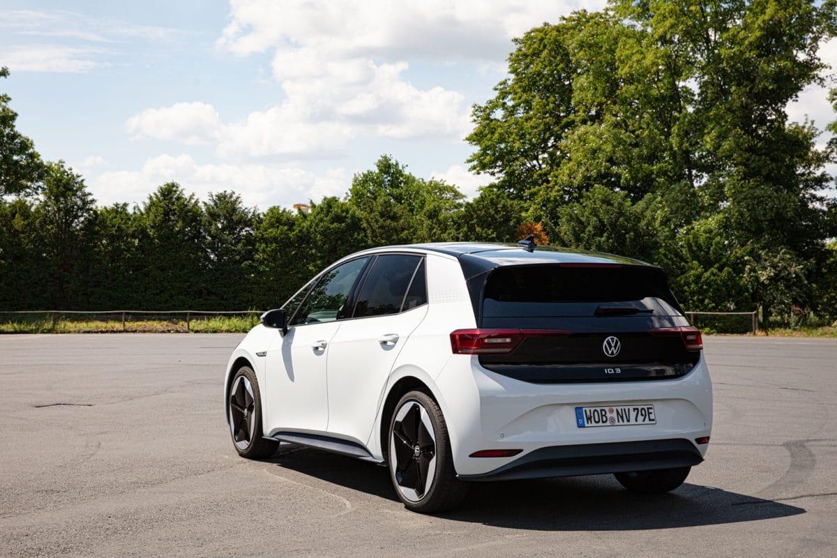 Der Volkswagen ID.3 soll ab September zu den Kunden rollen